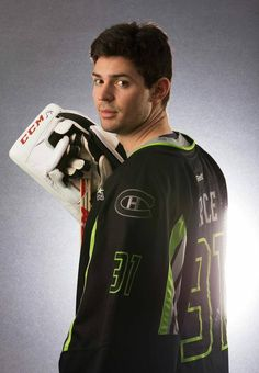 Carey Price Photos - Carey Price of the Montreal Canadiens and Team Foligno poses for a portrait prior to the 2015 Honda NHL All-Star Game at Nationwide Arena on January 2015 in Columbus, Ohio. - 2015 Honda NHL All-Star Portraits Usa Hockey, Hockey Goalie, Field Hockey, Hockey Teams, Hockey Stuff, Montreal Canadiens, Nhl All Star Game, Hockey Boards, Team Photos