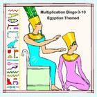 Your students will enjoy this game and the graphics as a different way to practice their multiplication tables.    This colorful Ancient Egyptian th...