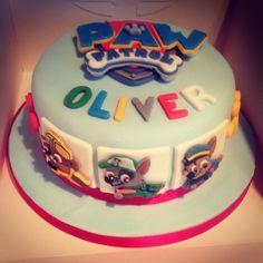 Paw Patrol Cake made by myself ️xxx