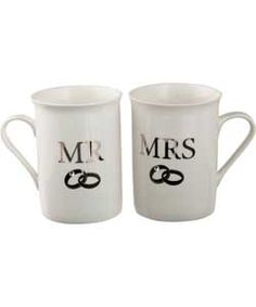 Buy All You Need is Love Mr and Mrs Mug Set at Argos.co.uk, visit Argos.co.uk to shop online for Wedding gifts