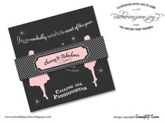 Vintage classy and fabulous   custom printable by CatherineJaneJoy, $22.00