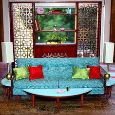 The Single Girl  Collection#midcenturyfurniture#mcmdecor#retro#atomic#onesixscale#interiordesign