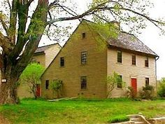 81 best Saltbox Houses images on Early American Homes, American Houses, American Barn, American Farmhouse, Saltbox Houses, Old Farm Houses, Vintage Houses, New England Style Homes, Barn Doors For Sale