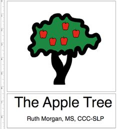 Chapel Hill Snippets: Way up High in the Apple Tree---printable book (free as usual). Pinned by SOS Inc. Resources. Follow all our boards at pinterest.com/sostherapy for therapy resources.