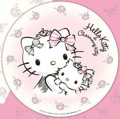 Sanrio: Hello Kitty & Charmmy Kitty:)