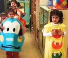 Escuela infantil castillo de Blanca: JUGAMOS CON LOS COCHES