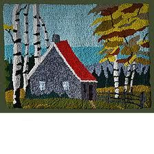 hooked rugs - Google Search