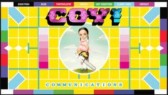 Coy Communications home page