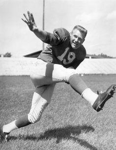 Jack Christiansen, Detroit Lions. Class of 1970.