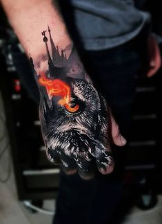 Realistic Tattoos with Morphing Effects by Benji Roketlauncha - KickAss Things Back Tattoos For Guys Upper, Cool Forearm Tattoos, Hand Tattoos For Women, Body Art Tattoos, Cool Tattoos, Sleeve Tattoos, Dragon Hand Tattoo, Tiger Hand Tattoo, Dragon Tattoos For Men
