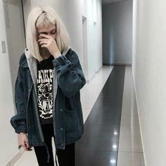 Imagem de girl, grunge, and fashion