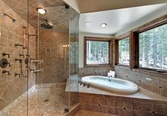 Master bath...yes this is pinned under things for my home too!