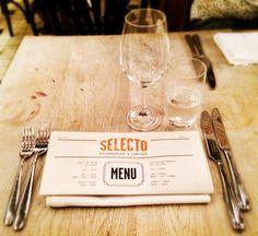 Selecto (centre, rue de flandre) bistrot élaboré où le bonheur est dans l'assiette.