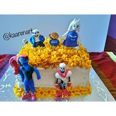undertale birthday cake - Google Search
