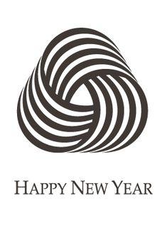 年賀状2015 No.05: Wool (3c) | ポストカードデザイン・年賀状デザイン – INDIVIDUAL LOCKER