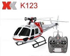 Original-XK Brushless Scale RC Helicopter RTF Mode 2 in Toys & Hobbies, Radio Control & Control Line, RC Model Vehicles & Kits, Helicopters Sierra Leone, Seychelles, Uganda, Remote Control Boat, Radio Control, Taiwan, Monaco, Rc Hobby Store, Hobby Shop