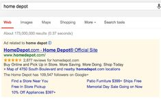 How to Dominate the Entire First Page of Google: Paid search; Google+; Google images; YouTube; Google+ Local; Shopping ads; News;