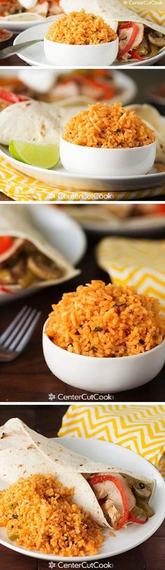 No need for those little pre-packaged envelopes of MEXICAN RICE from the grocery store when you can make even better at home with this recipe for classic Mexican Rice!