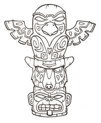 totem tattoo - Google Search