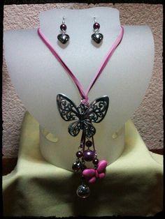 Gamusa, perlas y cristales!
