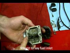 Motorcycle Repair: How to Clean a Motorcycle Carburetor - http://www.thehowto.info/motorcycle-repair-how-to-clean-a-motorcycle-carburetor/