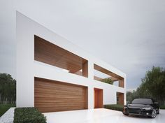 Holes House by Michal Nowak #architeture #arquitetura #pin_it @mundodascasas See more here: www.mundodascasas.com.br