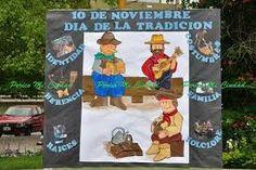 Telón día de la tradición Ideas Para, Acting, Books, Folklore, Traditional Games, School Decorations, Libros, Book, Book Illustrations