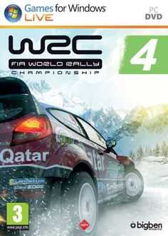 WRC 4 FIA World Rally Championship Free Download Link: http://www.ddstuffs.com/wrc-4-fia-world-rally-championship-pc-game-iso-direct-links/