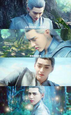 Fantasy Character Design, Character Inspiration, Lorde, Sword Design, Wu Yi Fan, Chinese Movies, Exo Memes, Kris Wu, Thai Drama