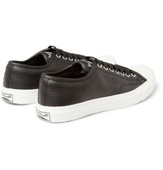 e092115f00a133 Converse Jack Purcell Leather Sneakers Converse Jack Purcell