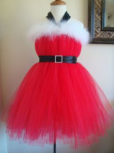 Beautiful christmas costumes dresses amp outfit ideas 2012 for newborn