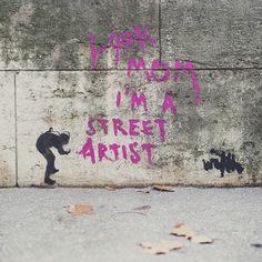 Street Art by @mattknisely • Instagram