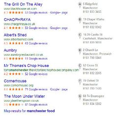 Google Pigeon set to shake up local search