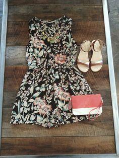 """Our """"Won't Stop"""" sandal via #shopmaude #seychellesshoes"""