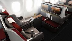 The new premium business class.