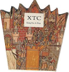 """For Sale - XTC King For A Day - Crown Pack UK  3"""" CD single (CD3) - See this and 250,000 other rare & vintage vinyl records, singles, LPs & CDs at http://eil.com/"""