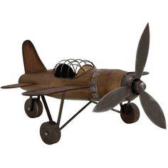 Calfous Plane Decor