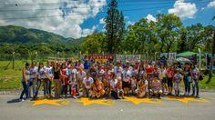 <div>Todos las personas que asistieron al homenaje a las víctimas de la tragedia de Campo Quijano. Javier Corbalán</div><div><br></div>