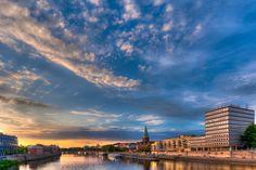 Schlachte, Bremen Bavaria, Austria, Switzerland, Germany, Journey, Tours, Country, Places, Outdoor