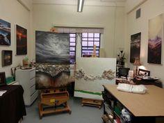 In the studio http://artoftesa.com/