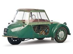 1955 Grataloup | The Bruce Weiner Microcar Museum 2013 | RM Sotheby's