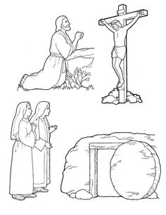 19 Best Jesus' Miracles Coloring pages images in 2014
