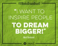This is our Championship Year! We are using our #‎ItWorksFight  to take 2016 to a #‎WholeNothaLevel! Are you ready to dream bigger, fight harder and join our adventure ?