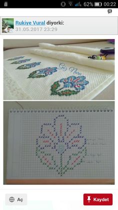 Cross Stitch Borders, Cross Stitch Alphabet, Cross Stitch Flowers, Cross Stitch Patterns, Viking Tattoo Design, Viking Tattoos, Sunflower Tattoo Design, Bead Crochet, Handicraft