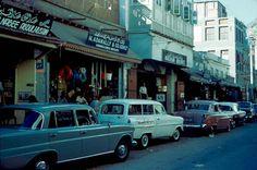 Shops, Crater City, Aden, Yemen, 60s