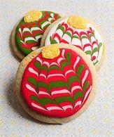 Image result for Christmas ball cookies