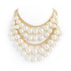 Collar perlas - Makedoonia