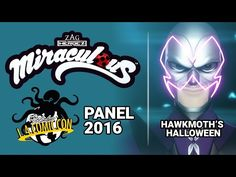 Miraculous Ladybug Panel 2016 - Hawkmoth's Halloween - Stan Lee's LA Comic Con - Video --> http://www.comics2film.com/miraculous-ladybug-panel-2016-hawkmoths-halloween-stan-lees-la-comic-con/  #Cosplay