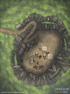 Dungeon Mapster is creating maps for pathfinder, tabletop games, and dungeons and dragons - pen & paper - Game Dungeons And Dragons Homebrew, D&d Dungeons And Dragons, Dnd World Map, Grimgar, Fantasy City Map, Rpg Map, Dungeon Maps, Map Design, Pen And Paper