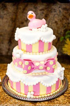 http://www.babyshowerideas4u.com/pink-rubber-ducky-baby-shower/